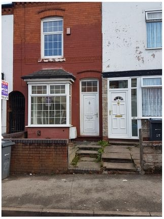 Thumbnail Terraced house to rent in Fifth Avenue, Birmingham