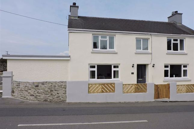 Thumbnail Detached house for sale in Tavernspite, Whitland, Carmarthenshire