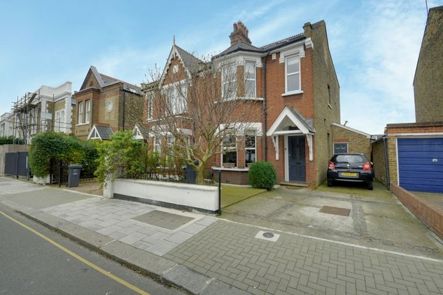 Thumbnail Semi-detached house for sale in Wellesley Road, Chiswick