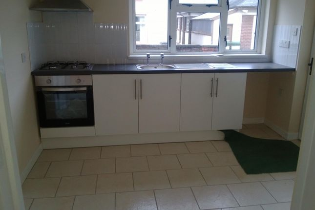 Thumbnail Terraced house to rent in Bailey Street, Brynmawr, Ebbw Vale