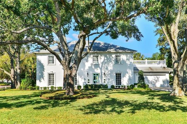 Thumbnail Property for sale in 4811 Culbreath Isles Road, Tampa, Florida, United States Of America