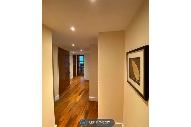 Hallway of Balmoral Apartments, London W2