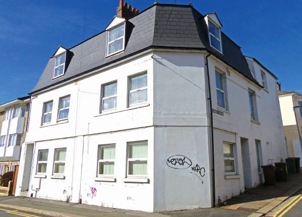 Thumbnail Block of flats for sale in Regent Street, Plymouth