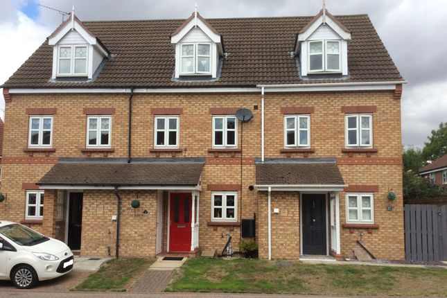 Thumbnail Terraced house to rent in Darwin Drive, Driffield