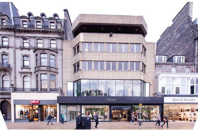 Thumbnail Office to let in 108 Princes Street - 3rd Floor, Edinburgh, Midlothian