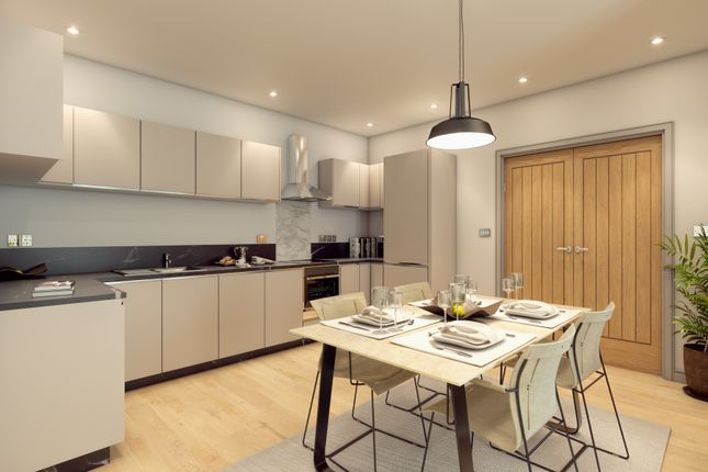 Kitchen/Diner  of Pearman Court, Luton LU1