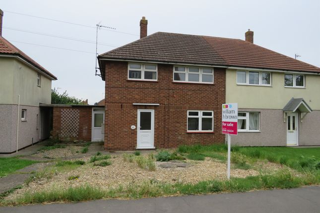 3 bed semi-detached house for sale in Little London, Long Sutton, Spalding