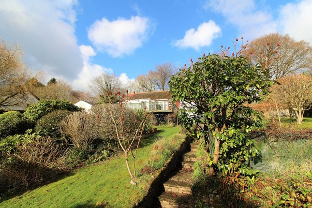 Thumbnail Detached bungalow for sale in Harrowbarrow, Callington