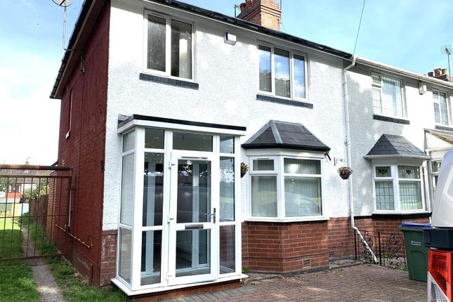 Thumbnail Semi-detached house to rent in Greswold Street, West Bromwich