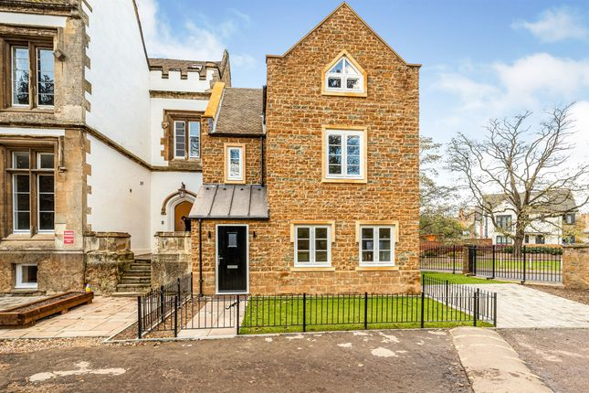 Thumbnail Link-detached house for sale in Warwick Road, Banbury