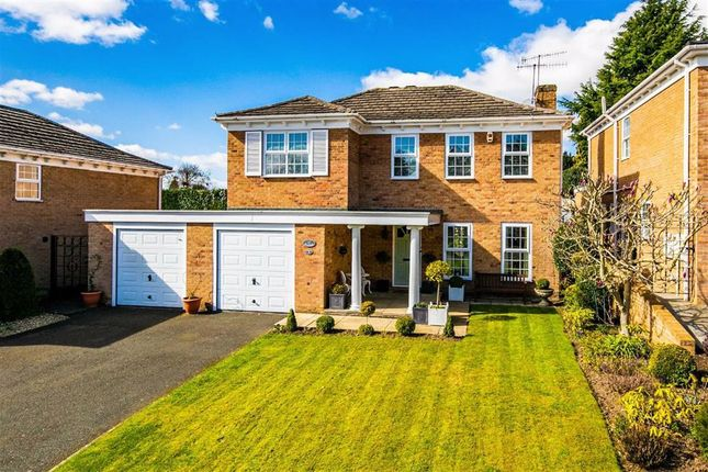 Thumbnail Detached house for sale in 3, Alton Close, Whirlowdale Park