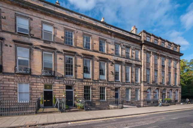 Thumbnail Flat for sale in Albyn Place, Edinburgh