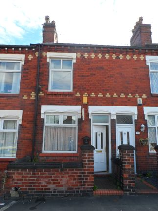2 bed terraced house to rent in Chorlton Road, Northwood, Stoke-On-Trent ST1