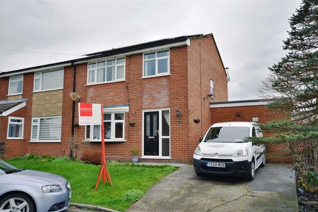 3 bed semi-detached house for sale in Canaan, Lowton, Warrington