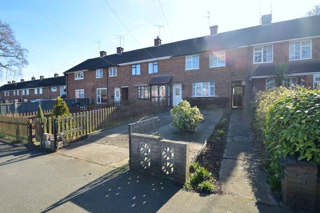 Thumbnail Terraced house for sale in Throckmorton Road, Redditch