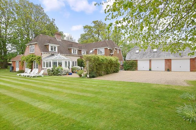 Thumbnail Detached house for sale in Yapton Lane, Walberton, Arundel, West Sussex