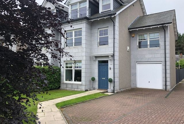 Thumbnail Town house to rent in Springfield Road, West End, Aberdeen