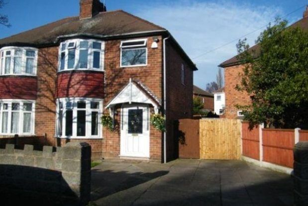 Thumbnail Property to rent in Somerset Road, Willenhall