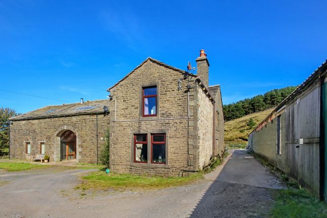 Thumbnail Semi-detached house for sale in Scarr End Farm, Weir, Rossendale
