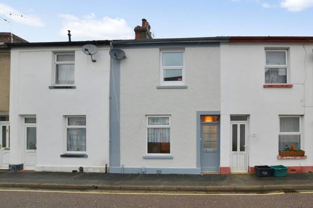 Thumbnail Terraced house to rent in Gladstone Place, Newton Abbot, Devon