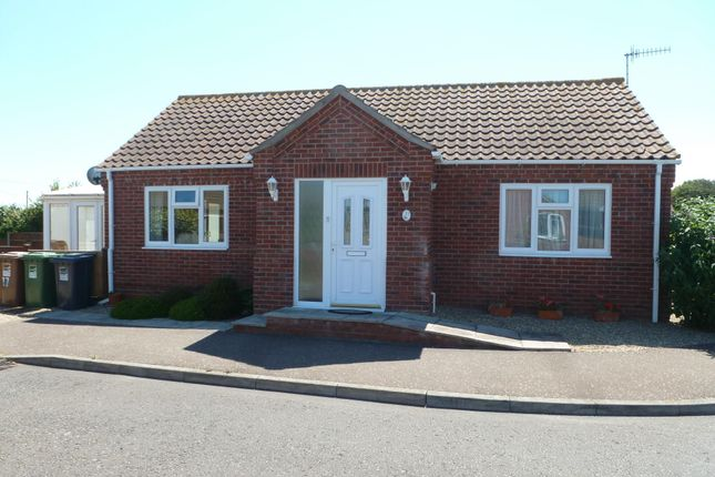 2 bed bungalow to rent in Danish House Gardens, Overstrand, Cromer NR27