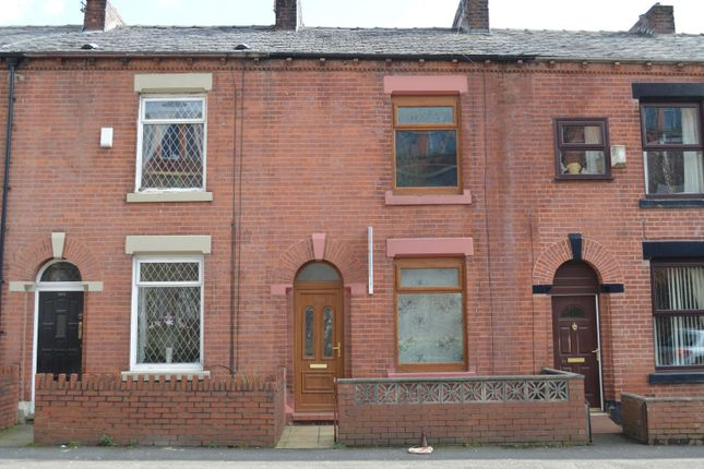 Thumbnail Terraced house to rent in Fields New Road, Chadderton, Oldham