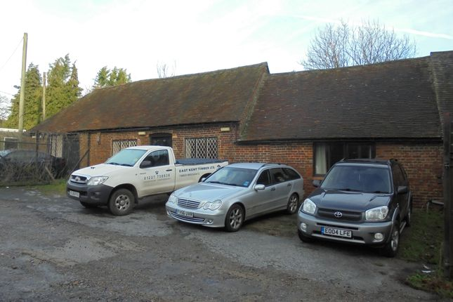 Thumbnail Industrial for sale in Howfield Lane, Chartham Hatch