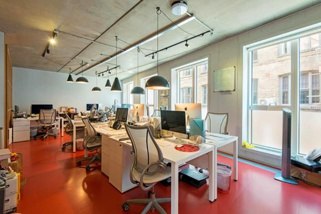 Thumbnail Office for sale in 10A Christina Street, Shoreditch, London
