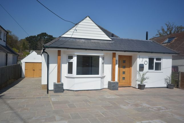 Thumbnail Detached bungalow for sale in Clarendon Road, Broadstone