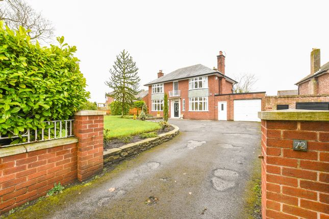 Thumbnail Detached house for sale in Springfield Lane, Eccleston, St. Helens