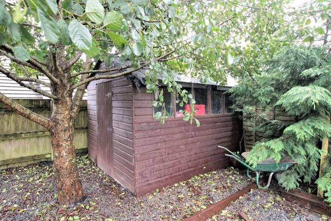 Garden Shed of Canna Park Drive, Highampton, Beaworthy EX21