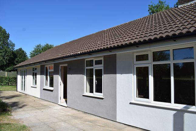 Thumbnail Terraced bungalow for sale in Dereham Road, Yaxham, Dereham