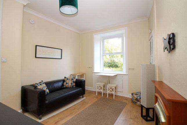 Thumbnail Flat to rent in Albion Road, Edinburgh