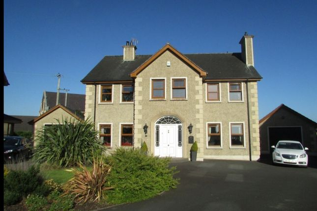 Thumbnail Detached house for sale in Church View Manor, Donaghcloney, Craigavon, County Armagh