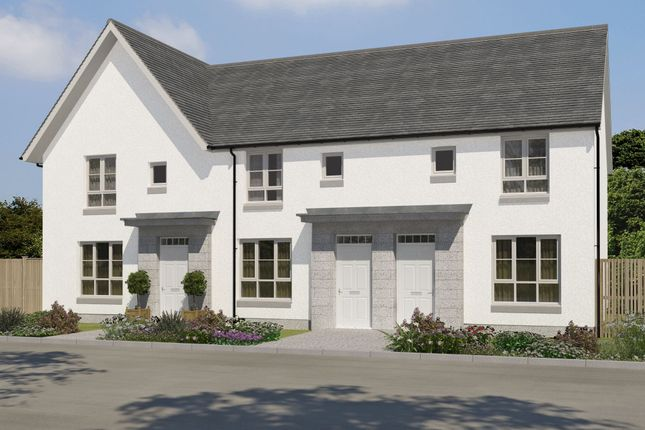 "Thumbnail End terrace house for sale in ""Cawdor"" at Berryden Road, Aberdeen"