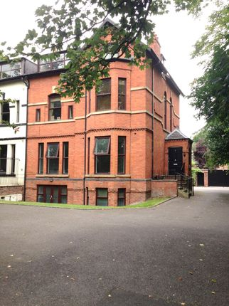 Thumbnail Flat to rent in 8 Heaton Moor Road, Heaton Moor, Cheshire