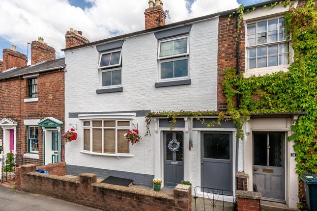 Thumbnail Terraced house for sale in Beacalls Lane, Shrewsbury