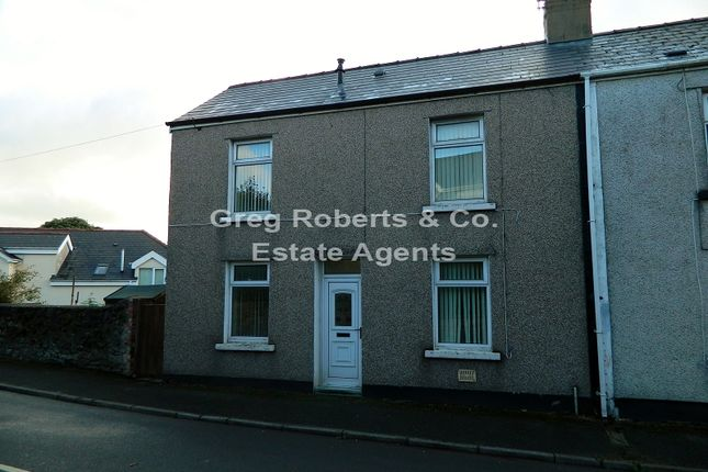 Thumbnail End terrace house to rent in Intermediate Road, Brynmawr, Blaenau Gwent.