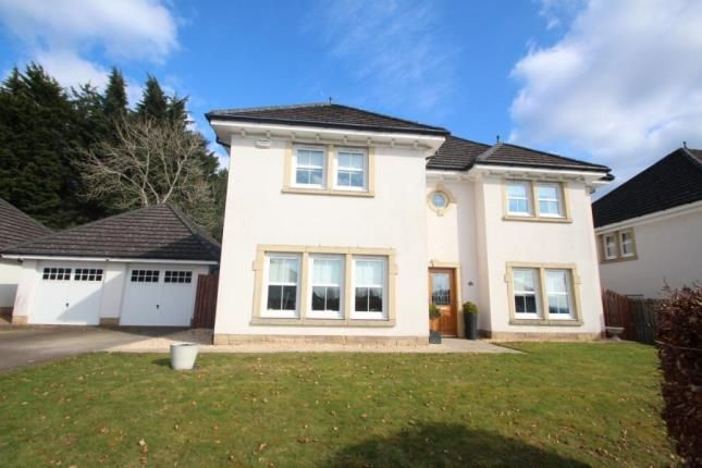 Thumbnail Detached house for sale in Picketlaw Farm Road, Carmunnock