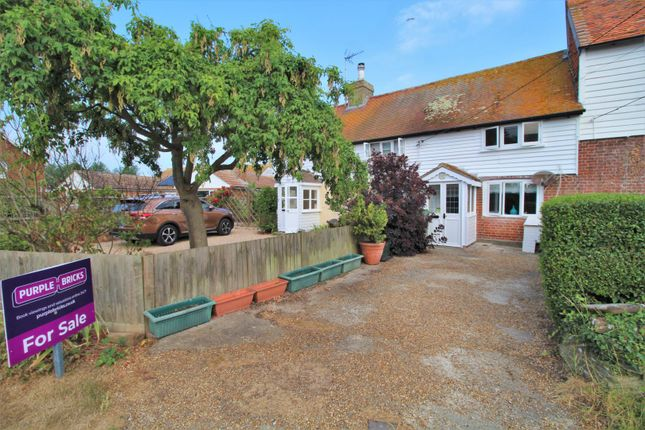 Thumbnail Cottage for sale in Pett Level Road, Winchelsea