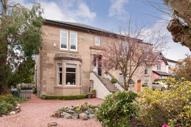 Thumbnail Flat for sale in Barclaven Road, Kilmacolm, West Renfrewshire