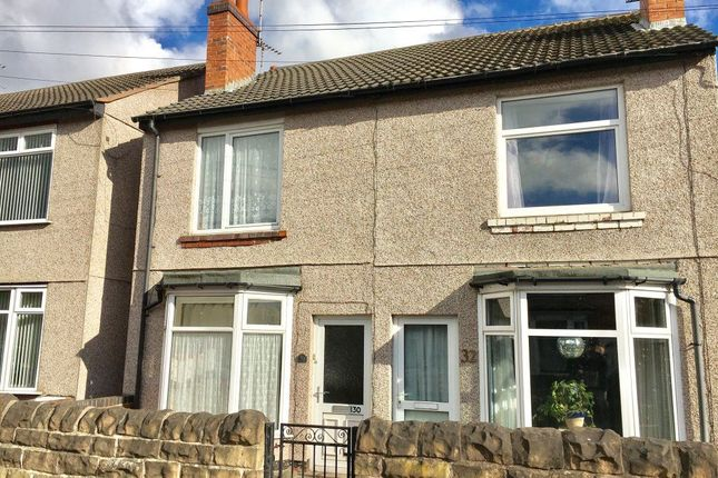 Thumbnail Semi-detached house to rent in Yorke Street, Mansfield Woodhouse, Mansfield