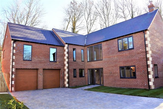 Thumbnail Detached house for sale in Willow Brook, Harlaxton, Grantham