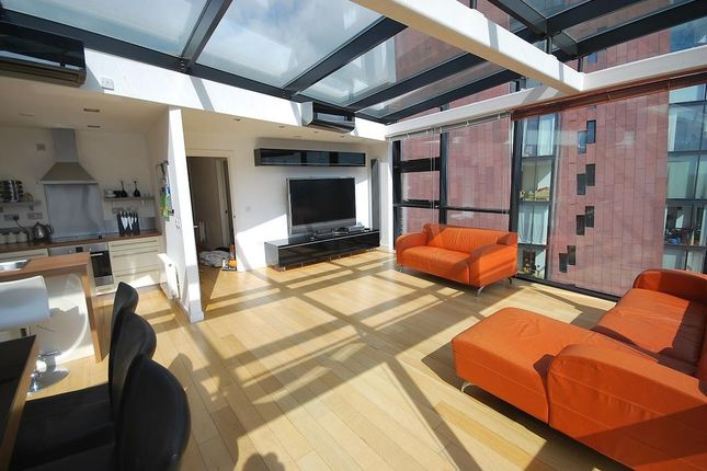 Thumbnail Flat to rent in Great Ancoats Street, Manchester City Centre