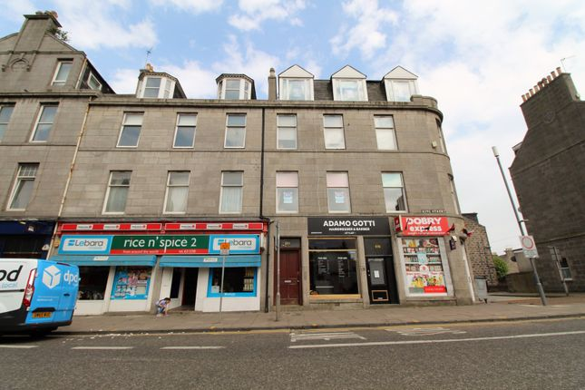Thumbnail Flat for sale in King Street, Aberdeen