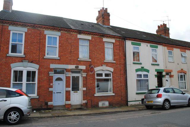 Front of Washington Street, Kingsthorpe Village, Northampton NN2