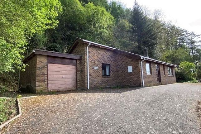 Thumbnail Detached house for sale in Abermeurig, Lampeter