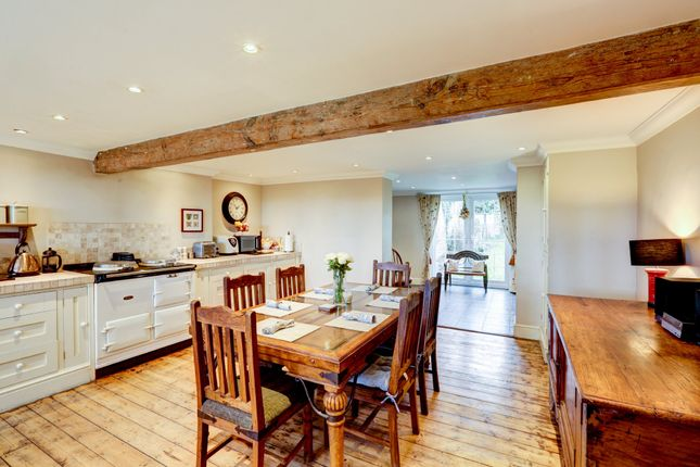 Thumbnail Detached house for sale in Burnt House Road, Cantley, Norwich