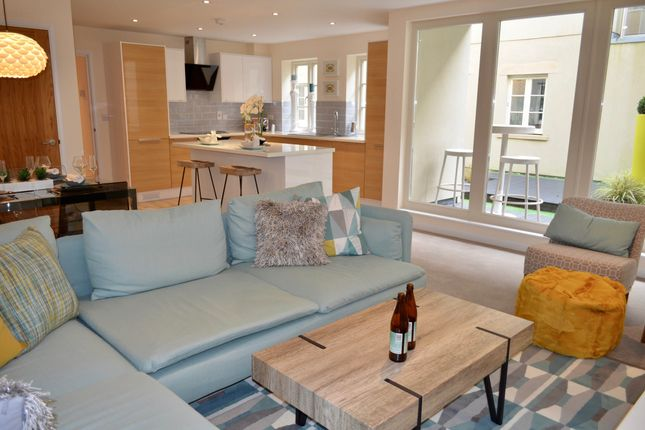 Thumbnail 3 bedroom flat for sale in Old Brewery Place, Oakhill Brewery, Oakhill