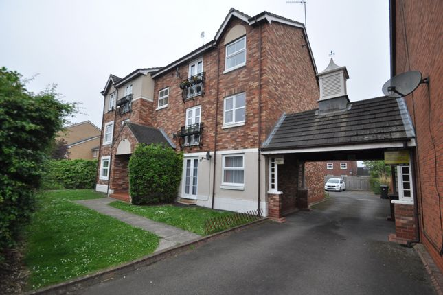 Thumbnail Flat for sale in Mallyan Close, Hull, East Riding Of Yorkshire